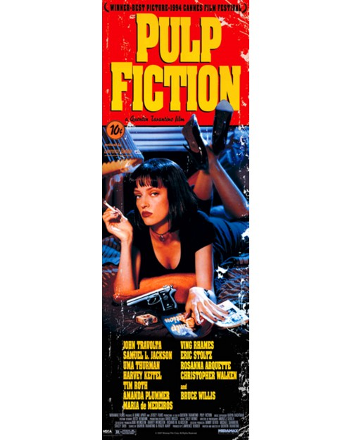 CPP20108 Pulp Fiction (Cover)