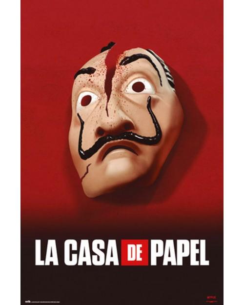 GPE5322 LA CASA DE PAPEL...