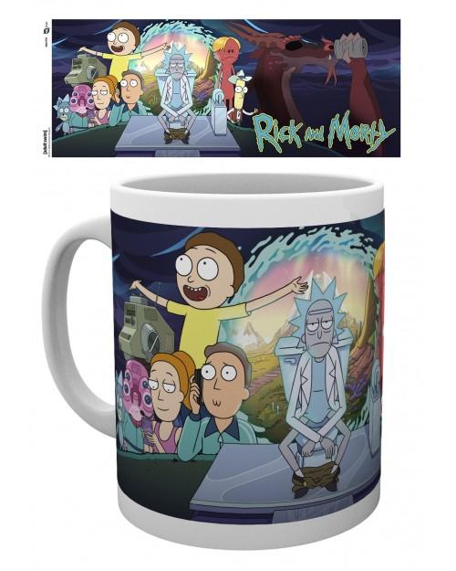 RICK AND MORTY Season 4...
