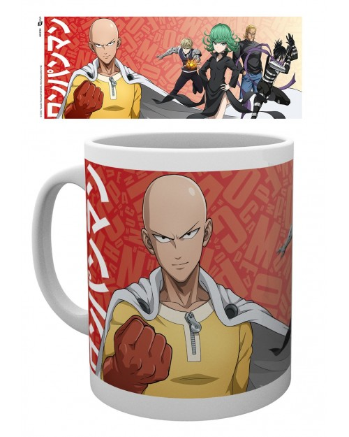 ONE PUNCH MAN Group MG3703