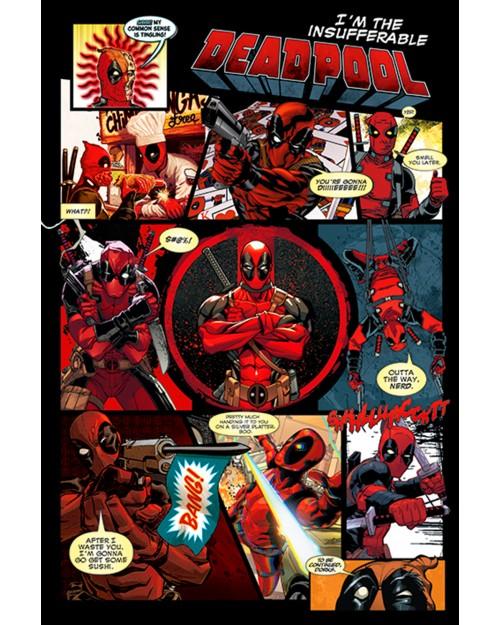 PP33793 Deadpool (Panels)...