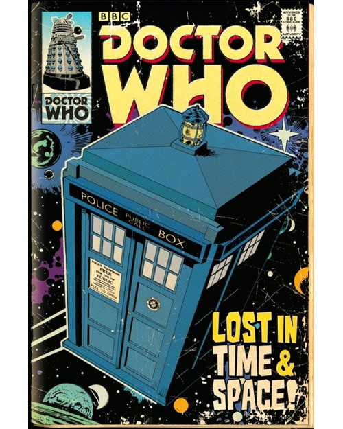 PP33385 FP3470 Doctor Who...
