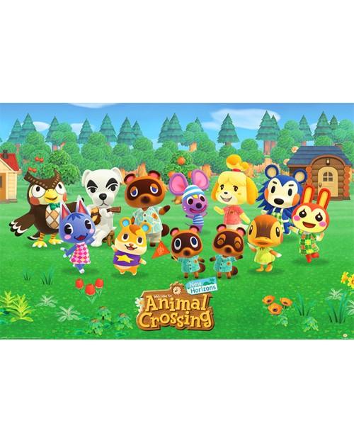 PP34666 Animal Crossing...