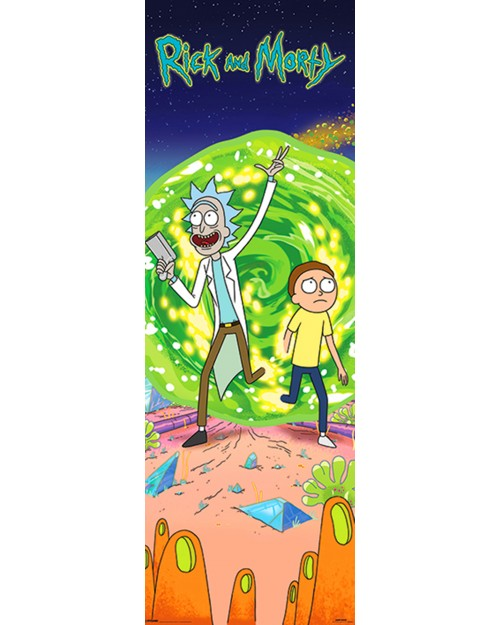 CPP20253 Rick and Morty...