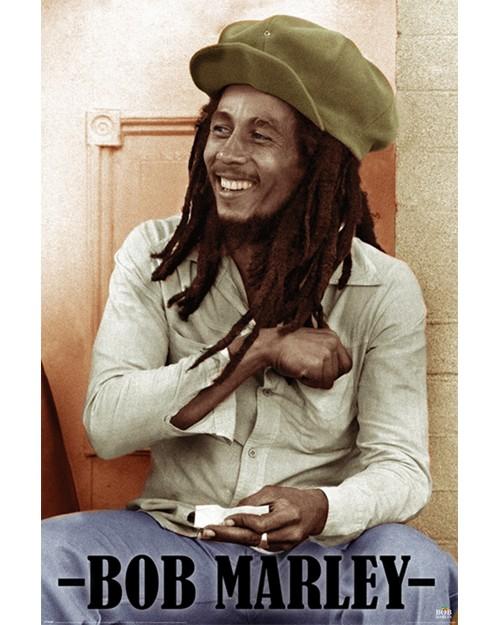 PP34883 Bob Marley (Rolling...